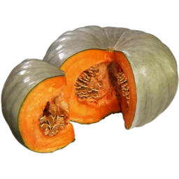 Photo of Pumpkin Grey Blue per kg
