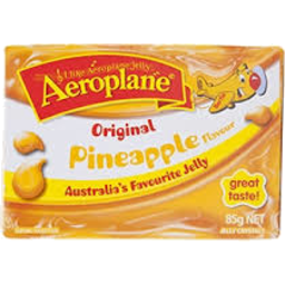 Photo of Aeroplane Jelly Juicy Pineapple 85g