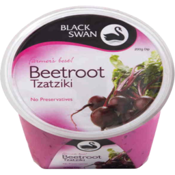 Photo of Black Swan Farmers Best Beetroot Tzatziki 200gm