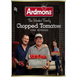 Photo of Ardmona Chopped Tomatoes 400g