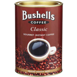 Photo of Bushells Coffee 500gm
