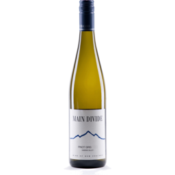 Photo of Main Divide Pinot Gris 750ml