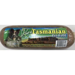 Photo of Tasmanian Pet Food Beef & Lamb 1kg
