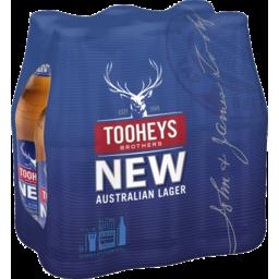 Photo of Tooheys New Bottle 6*375ml