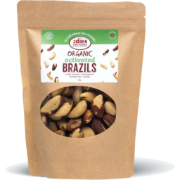 Photo of 2die4 Live Foods Nuts - Activated Brazil