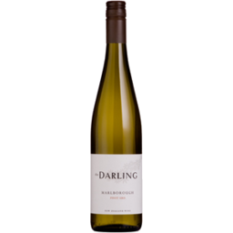 Photo of The Darling Pinot Gris 750ml