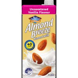 Photo of Blue Diamond Almond Breeze Unsweetened Vanilla 1
