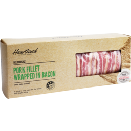 Photo of Heartland Pork Filet wrapped in Bacon 650g