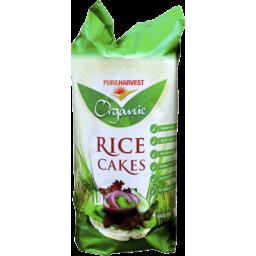 Photo of Pure Harvest Rice Cake Organic 150g