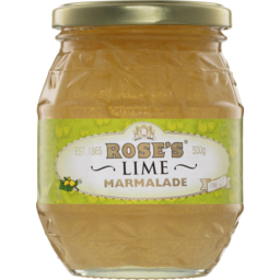 Photo of Roses Lime Marmalade 500g