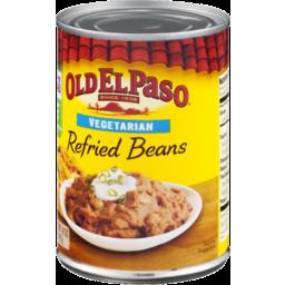 Photo of Old El Paso Vegetarian Refried Beans