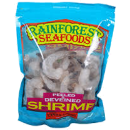 Photo of Rainforest Shrimp Peeled & Deviened Medium