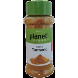 Photo of Planet Organic Tumeric 60gm