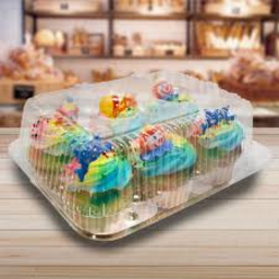 Photo of 6 Count Cupcake Container150ct