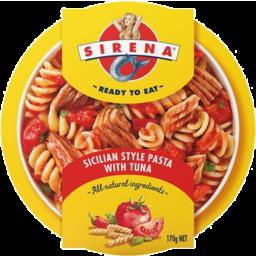 Photo of Sirena Sicilan Pasta With Tuna 170gm