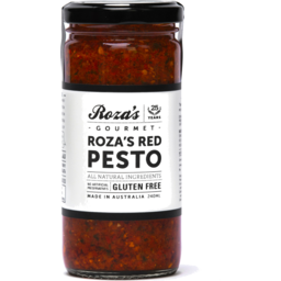 Photo of Rozas Red Pesto 240ml