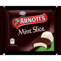 Photo of Arnott's Mint Slice Ice-Cream 67ml