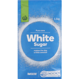 Photo of WW Sugar White 1.5kg