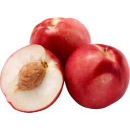 Photo of Nectarines White Flesh Large