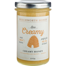 Photo of Beechworth Honey Creamy 325g