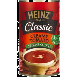 Photo of Heinz Classic Creamy Tomato 535gm