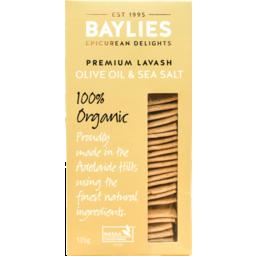 Photo of Baylies Lavash Oive Oil Salt 135g