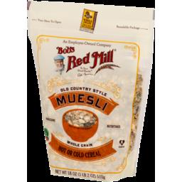 Photo of Bob's Red Mill Whole Grain Cereal Muesli