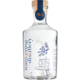Photo of Wandering Distillery Signature Gin