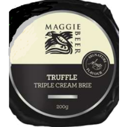 Photo of Truffle Triple Cream Brie 200g