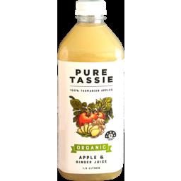 Photo of Pure Tassie Jucie Apple Ginger 1.5L