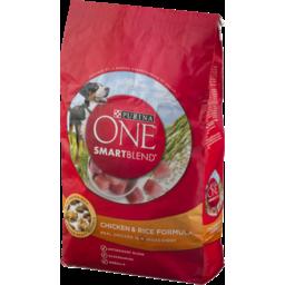 Photo of Purina One Smartblend Chicken & Rice Formula Adult Premium Dog Food
