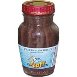 Photo of Flott Fillets Of Anchovies 80g