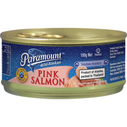 Photo of Paramount Salmon Pink 100g