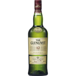 Photo of The Glenlivet 12yo Single Malt Scotch Whisky