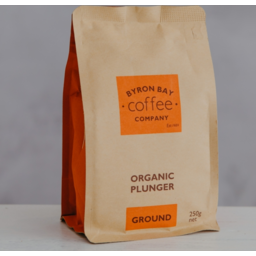 Photo of Byron Bay Coffee Company  Coffee - Plunger – Ground