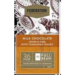 Photo of Honeycomb Milk Chocolate 135g