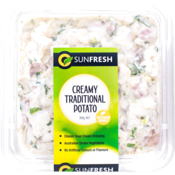 Photo of Sunfresh Traditional Potato Salad 800g