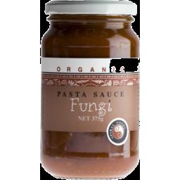 Photo of Spiral Foods Organic Pasta Sauce Fungi Mushroom 375gm