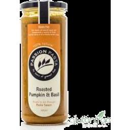 Photo of Passion Pasta Roasted Pumpkin&Basil Pasta Sauce 465ML