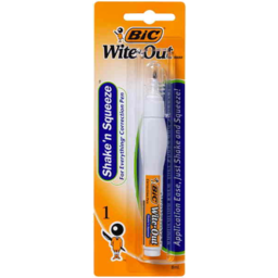 Photo of Bic Shake N Squeeze