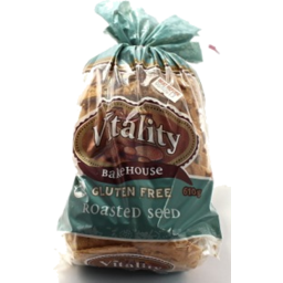 Photo of Gf - Roasted Seed Bread