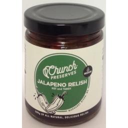 Photo of Crunch Preserve Jalapeno Relish (200g)