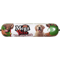 Photo of V.I.P. Pet Foods Roll Mega Bite Prime Beef 3kg