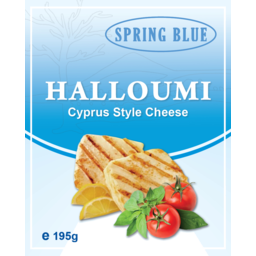 Photo of Spring Blue Cyprus Halloumi 195g