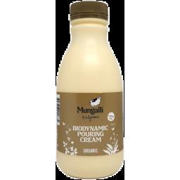 Photo of Mungalli Creek Cream - Pouring
