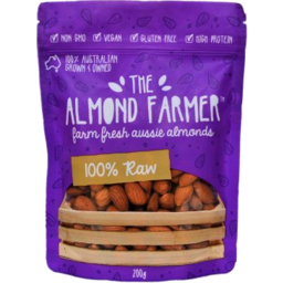Photo of The Almond Farmer Raw Almond 200g