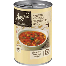 Photo of Amy's Kitchen Soup - Chunky Vegetable