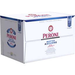 Photo of Peroni Nastro Azzurro Bottles