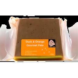 Photo of Fresh Fare Duck & Orange Pâté 125gm