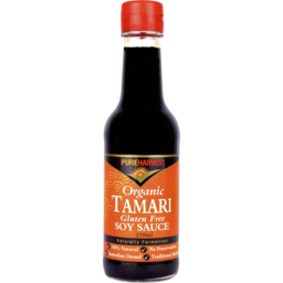 Photo of Pure Harvest Organic Tamari Gluten Free Soy Sauce 250ml